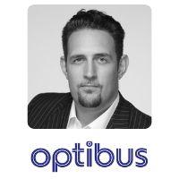 Dave Joshua, General Manager, Europe, Optibus