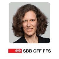 Alexandra Daniela Zaugg | Professional Customer Experience Manager | Swiss Federal Railways SBB » speaking at World Passenger Festival