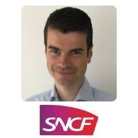 Thomas Le Nest | Head of Revenue Management TGV North & East | SNCF » speaking at World Passenger Festival