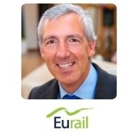 Carlo Boselli | General Manager | Eurail » speaking at World Passenger Festival