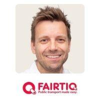 Reto Schmid, Director Business Development, FAIRTIQ