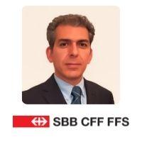 Harris Kontzalis, Expert Passenger Connectivity, Swiss Federal Railways
