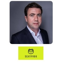 James Eyton, Chief Strategy Officer, seatfrog