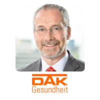 Detlev Parow | Head Pharmaceutical Department | DAK-Gesundheit » speaking at Orphan Drug Congress