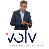 Christopher M de M Rudolf   CEO   volv global » speaking at Rare Disease Day