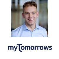 Tobias Polak   Lead Real-World Data   myTomorrows » speaking at Rare Disease Day