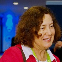 Mary Lynne Van Poelgeest-Pomfret   President   President of the World Federation for Incontinence and Pelvic Pain - WFIP » speaking at World Drug Safety Congres