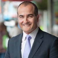 The Hon. James Merlino, Deputy Premier, Minister for Education, VIC Department of Education and Training
