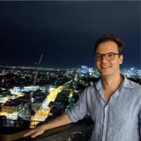 Sam Clarke, Enterprise Channel Manager, Microsoft Australia