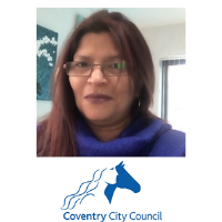 Shamala Evans-Gadgil | Senior Project Manager: Transport and Innovation | Coventry City Council » speaking at Solar & Storage Live
