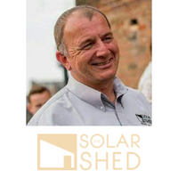 Kevin Holland | Managing Director | The Solar Shed » speaking at Solar & Storage Live