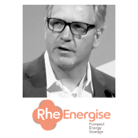 Stephen Crosher | CEO | RheEnergise » speaking at Solar & Storage Live