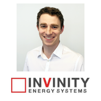 Ed Porter | Business Development Director | Invinity Energy Systems » speaking at Solar & Storage Live