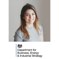 Aimee Betts-Charalambous | Energy Strategy Lead | Department for Transport » speaking at Solar & Storage Live