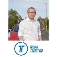 Ian MacKenzie | CEO | Trojan Energy » speaking at Solar & Storage Live
