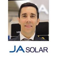 Alastair Mounsey | UK Country Manager | JA Solar » speaking at Solar & Storage Live