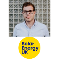 Kevin McCann | Policy Manager | Solar Energy UK » speaking at Solar & Storage Live