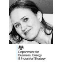 Sophia Cliff | Senior Policy Advisor, Offshore Electricity | BEIS » speaking at Solar & Storage Live