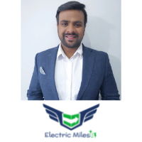 Arun Anand | Founder | Electric Miles » speaking at Solar & Storage Live
