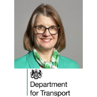 Rachel Maclean | Parliamentary Under Secretary of State, Transport Decarbonisation and Future of Transport | Department for Transport » speaking at Solar & Storage Live