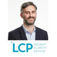 Chris Matson |  | Lane Clark and Peacock » speaking at Solar & Storage Live