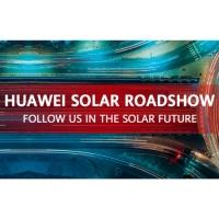 Huawei Roadshow Van at Solar & Storage Live 2021