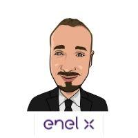 Nicolo Donati   Head of Customer Insights   Enel X » speaking at SPARK