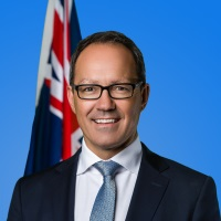 Hon Corey Wingard MP at National Roads & Traffic Expo 2021