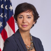 Jomana Musmar   Designated Federal Officer   Presidential Advisory Council on Combating Antibiotic-Resistant Bacteria, DHHS » speaking at World AMR Congress