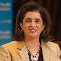Hanan Balkhy   Assistant Director-General, Antimicrobial Resistance   World Health Organisation » speaking at World AMR Congress