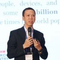 Long Do | Chief Executive Officer | Vietnam Blockchain Corporation » speaking at Seamless Middle East 2021