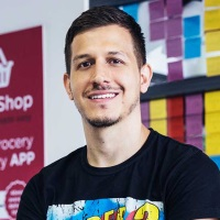 John Tsioris | Chief Executive Officer | InstaShop » speaking at Seamless Middle East 2021