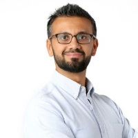 Dharmin Ved | Chief Executive Officer | Apparel Group » speaking at Seamless Payments