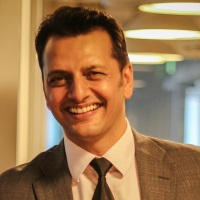 Amit Mathur | VP and Head of Information Technology | ElevateBio » speaking at Future Labs