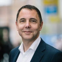 Brian Holliday at Connected Britain 2021