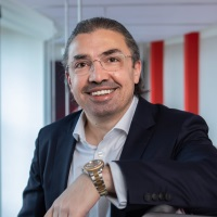 Ahmed Essam at Connected Britain 2021