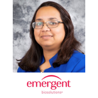 Dr Adeela Kamal   Vice-President R&D, Therapeutics   Emergent BioSolutions » speaking at Vaccine West Coast
