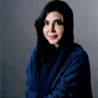Nouf Alhaqbani speaking at Middle East investment Summit