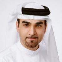 Hisham Al Gurg speaking at Middle East investment Summit