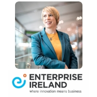 Maire Walsh | Senior Vice President Digital Technologies | Enterprise Ireland » speaking at World Aviation Festival