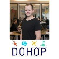 David Gunnarsson | CEO | DOHOP » speaking at World Aviation Festival