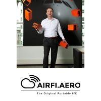 Job Heimerikx | Chief Executive Officer | AirFi.aero » speaking at World Aviation Festival