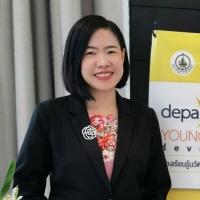 Dr. Preeyada Tapingkae at EDUtech Thailand 2021