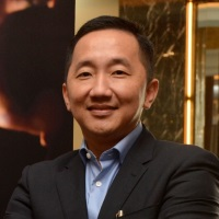 Khoo Hung Chuan at EDUtech Thailand 2021