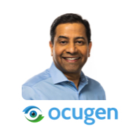 Shankar Musunuri   Chairman, Chief Executive Officer and Co-founder   Ocugen » speaking at Vaccine Congress USA