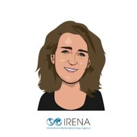 Barbara Jinks   Programme Officer - green gases   IRENA » speaking at SPARK