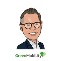 Anders Wall   COO & Deputy CEO   GreenMobility » speaking at SPARK