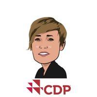 Nicolette Bartlett   Interim Executive Director   Carbon Disclosure Project » speaking at SPARK