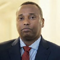 Yonis Ali Geudi | Minister of Energy | Ministry of Energy & Natural Resources - Djibouti » speaking at Solar Show MENA