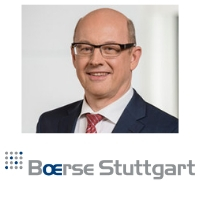 Michael Völter | Chief Executive Officer | B-W Wertpapierboerse e.V. » speaking at World Exchange Congress